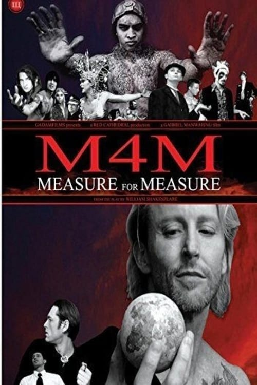 Ver M4M: Measure for Measure Online HD Español (2015)