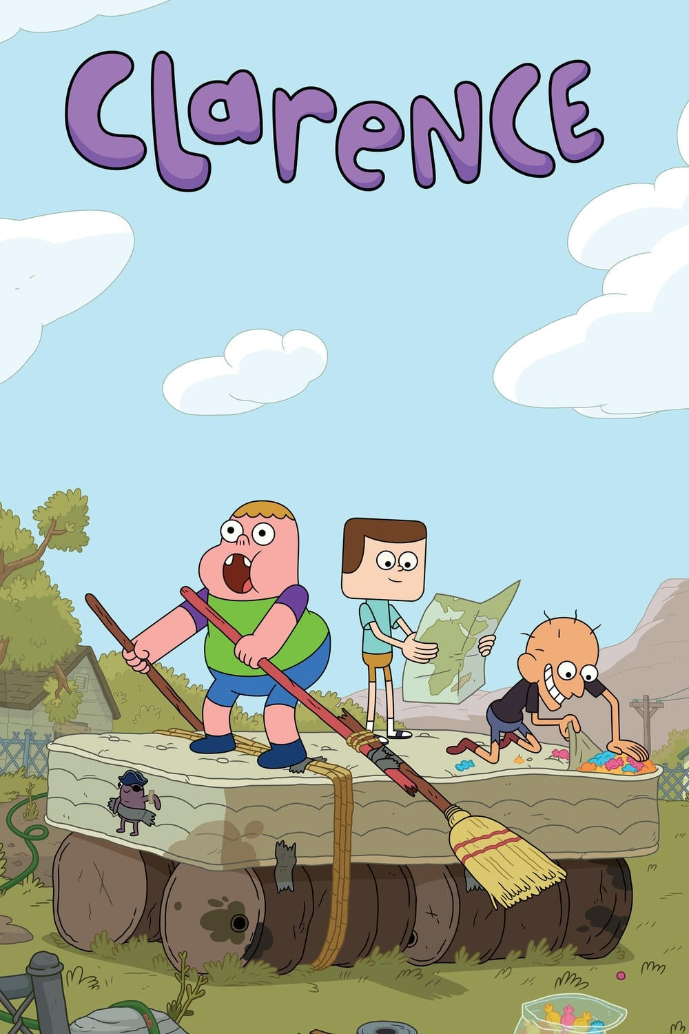 Clarence TV Shows About Male Friendship