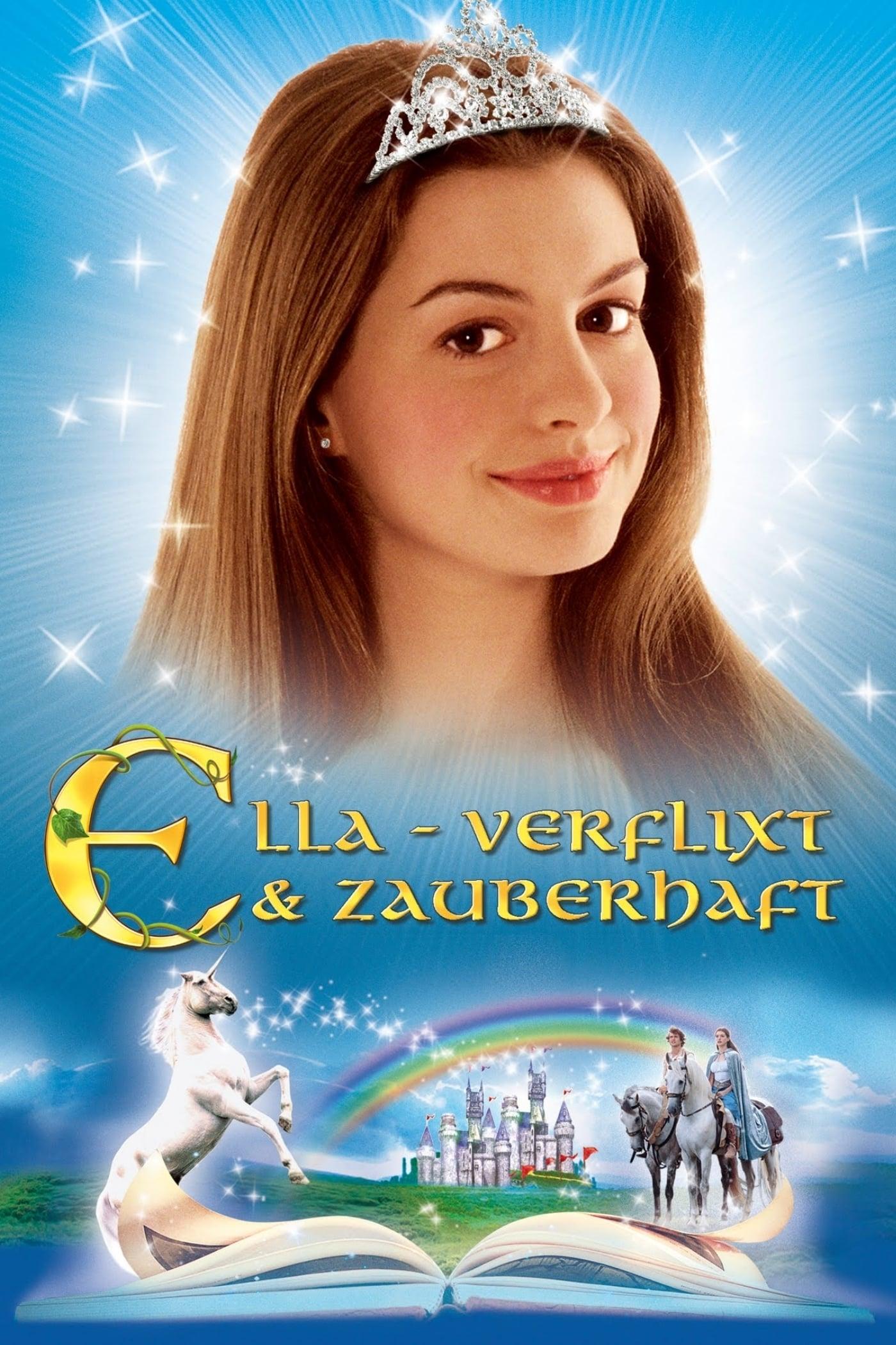 Ella Verflixt Und Zauberhaft Ganzer Film