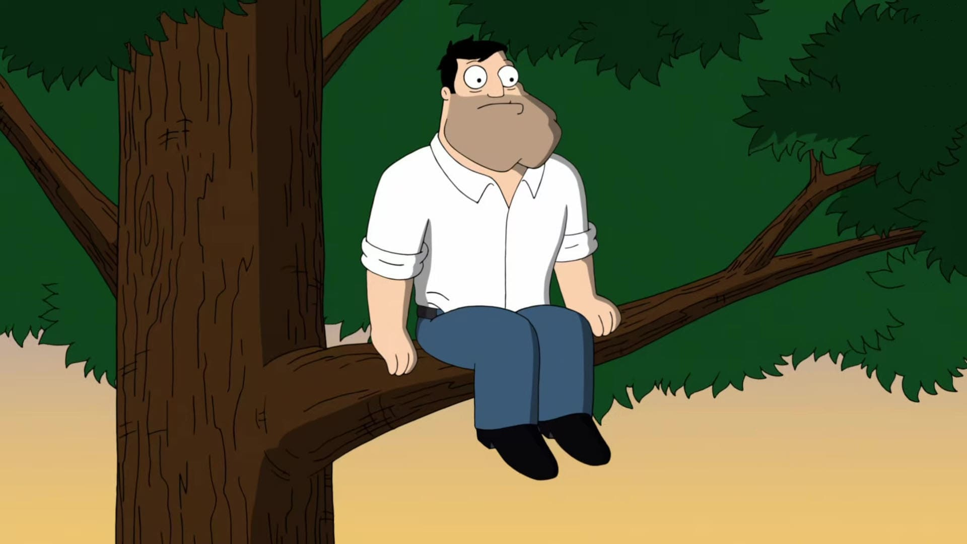 American Dad! Season 13 :Episode 1  Roots