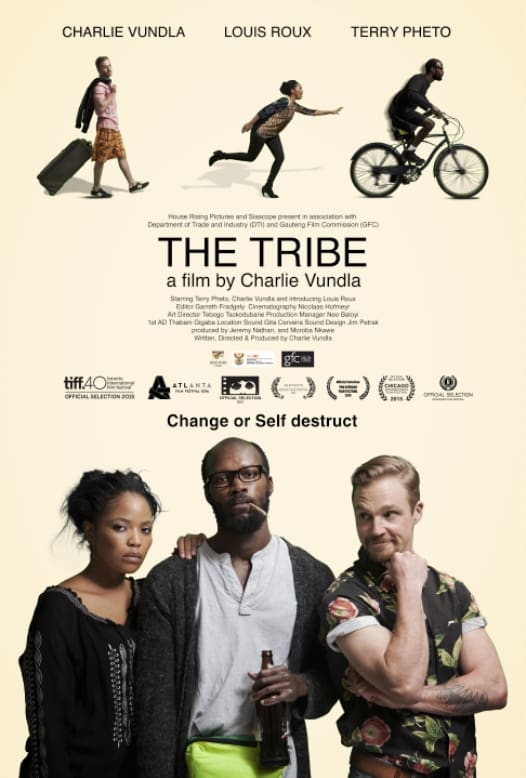 The Tribe (2017)
