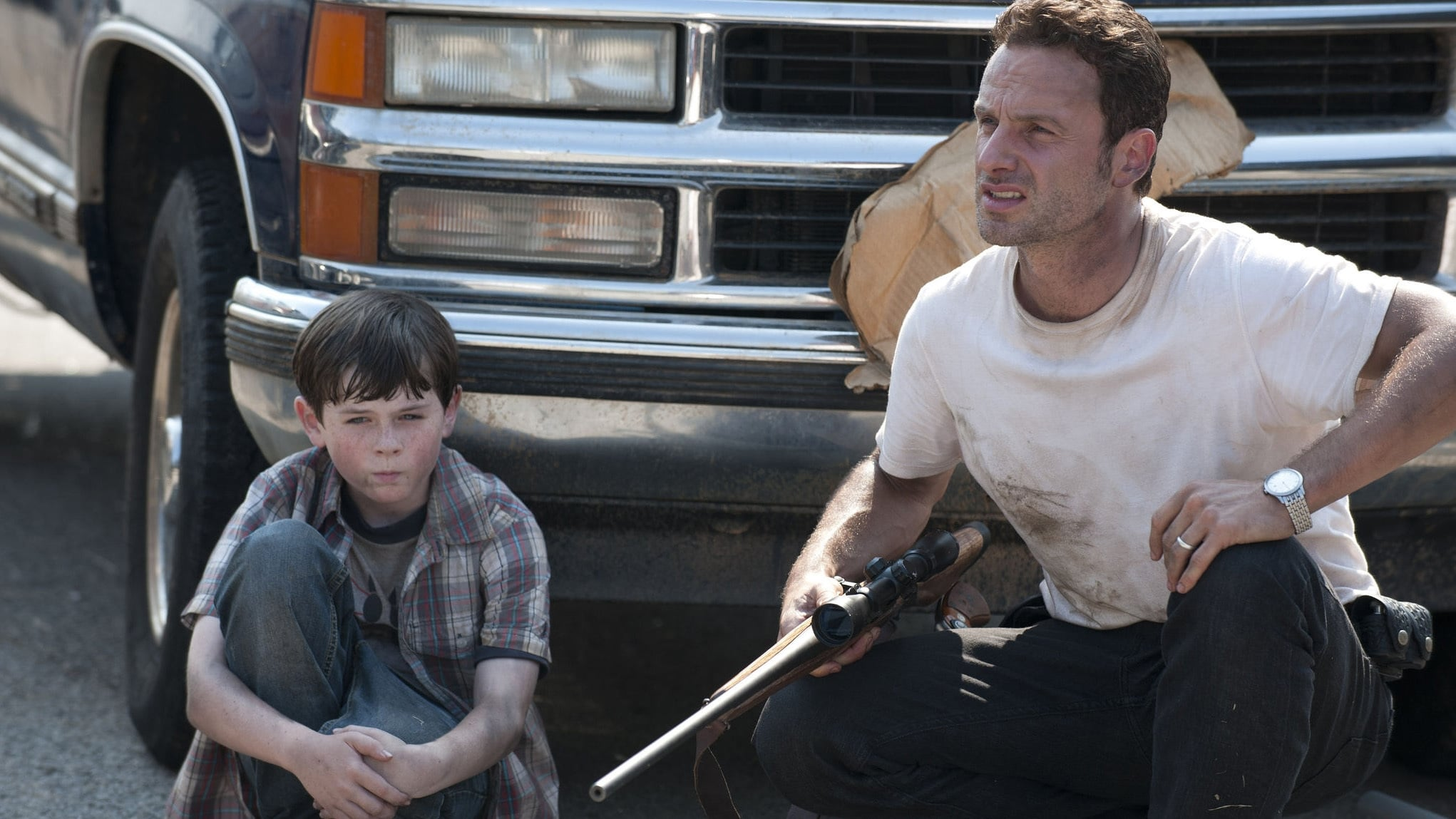 The Walking Dead – Saison 2 Streaming HD
