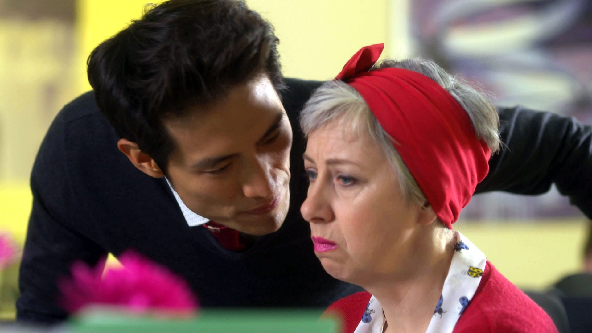 Doctors Season 18 :Episode 73  Losing the Plot