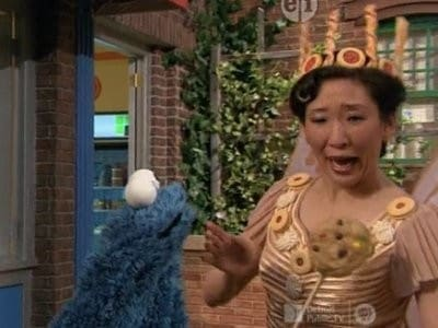 Sesame Street Season 39 :Episode 24  The Cookie Touch
