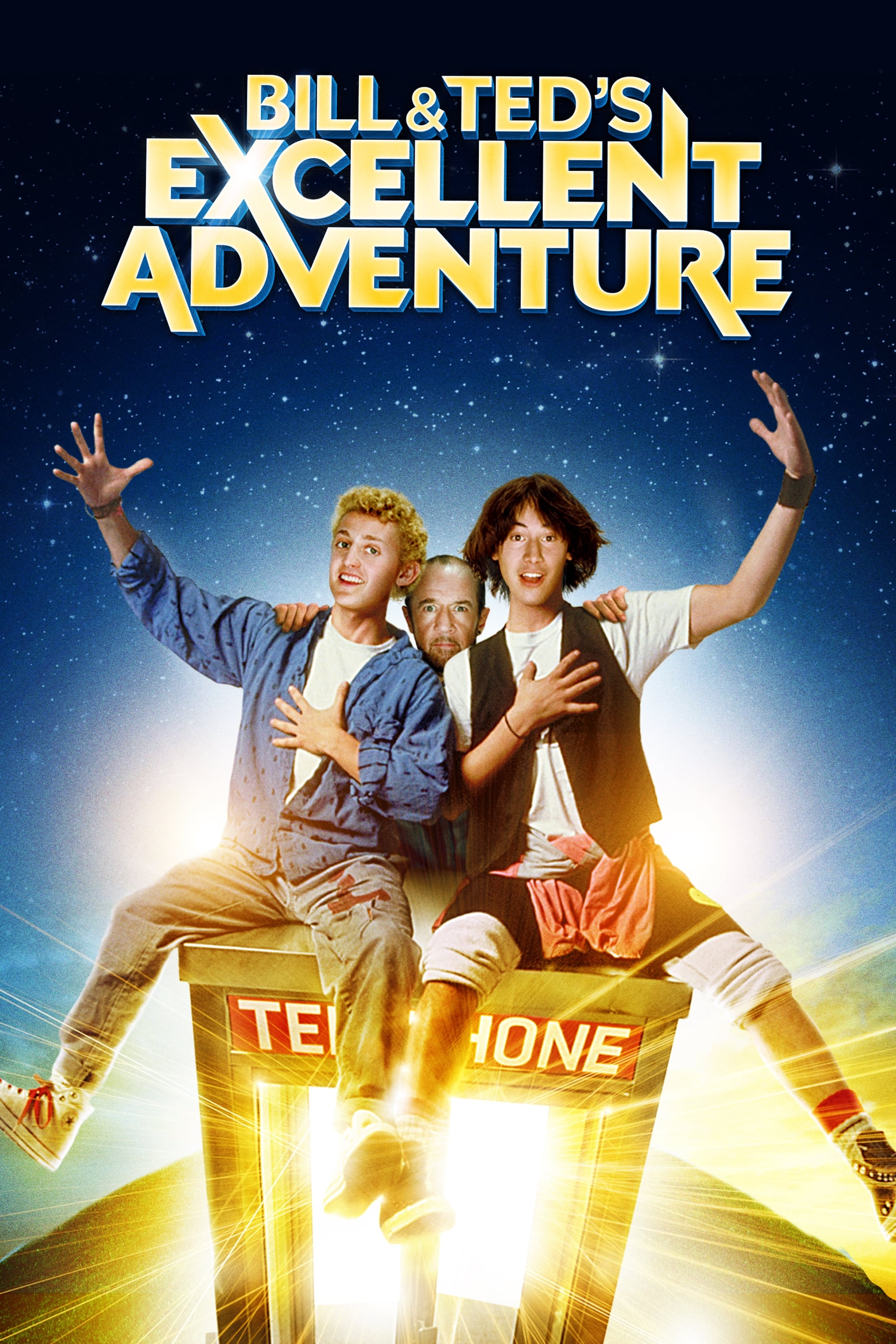 LExcellentes-Aventures-De-Bill-Et-Ted-Bill-Teds-Adventure-19