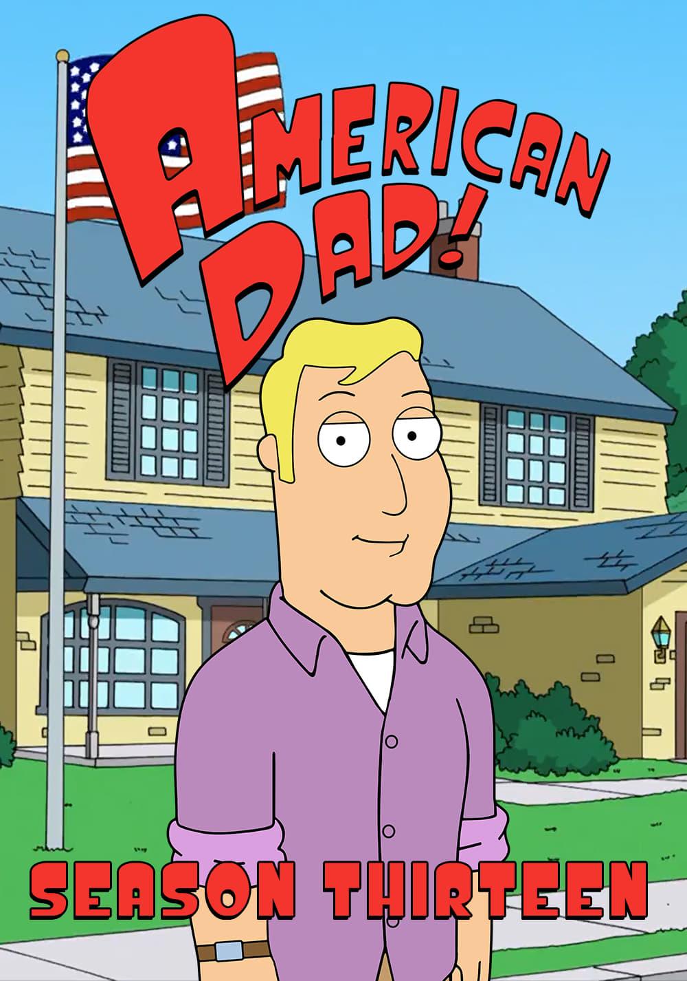 American Dad! Season 13