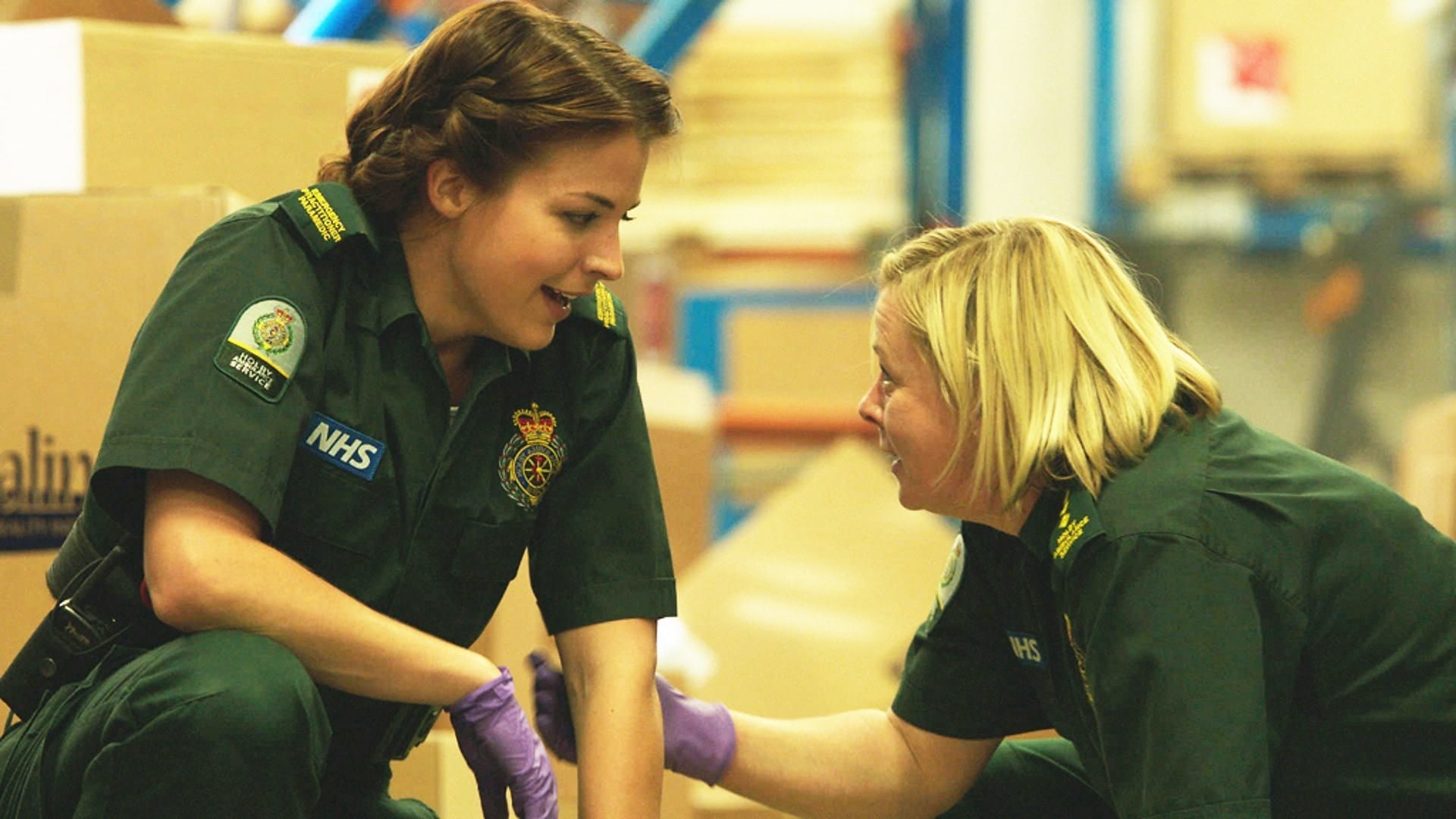 Casualty Season 27 :Episode 7  Tough Love