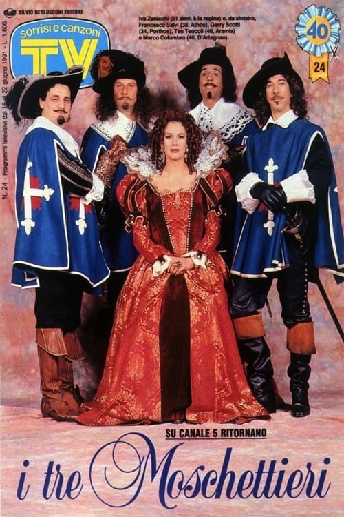 The Three Musketeers (1991)
