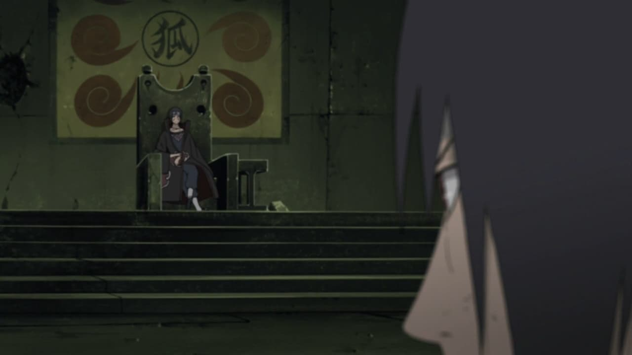 Naruto Shippūden Season 6 :Episode 135  The Longest Moment