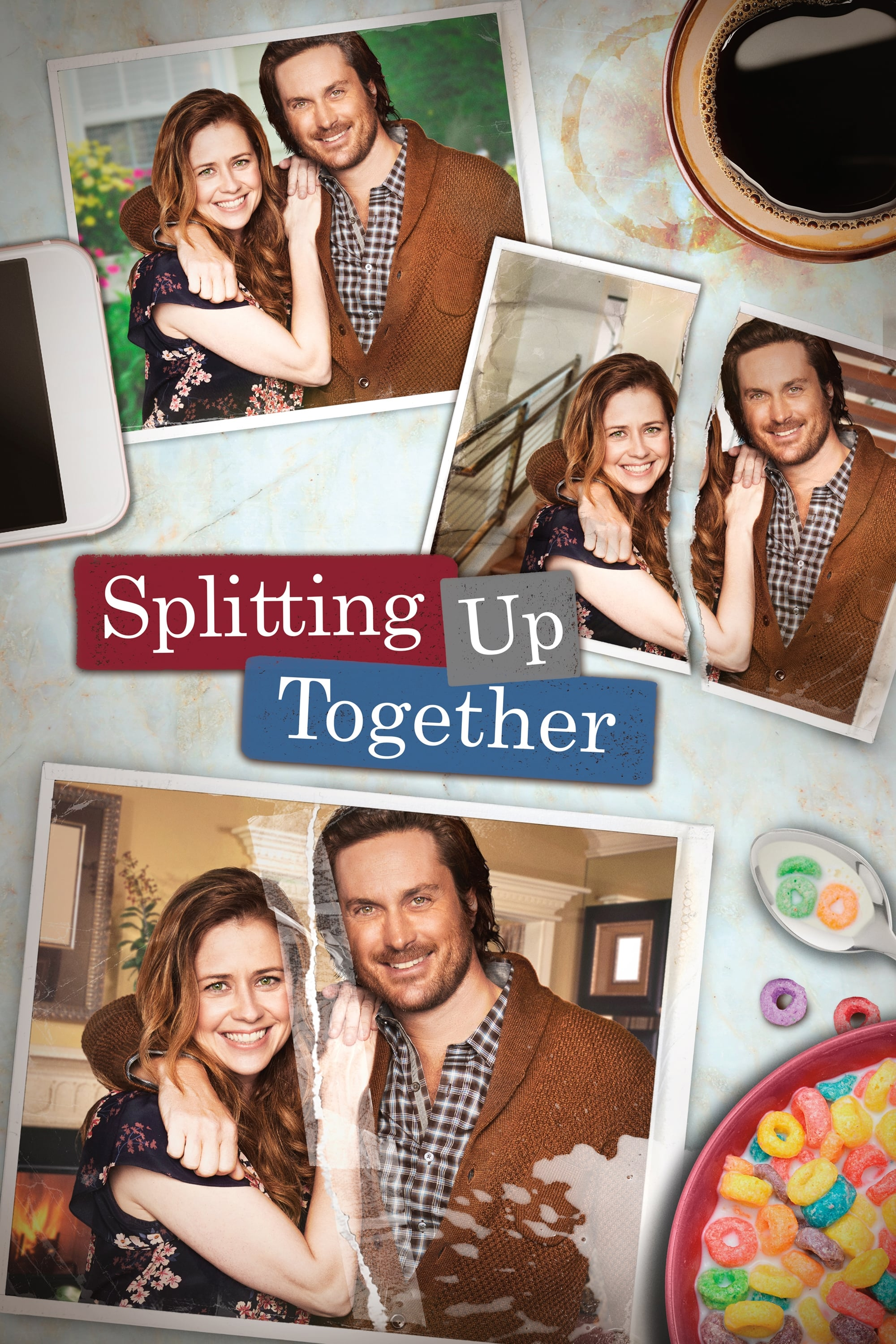 Splitting Up Together – Todas as Temporadas Dublado / Legendado (2018)