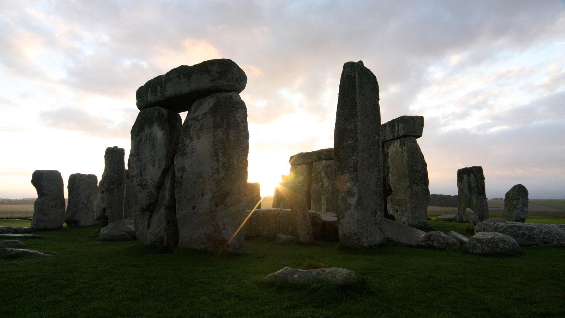 NOVA Season 38 :Episode 5  Secrets of Stonehenge