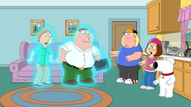Family Guy Season 19 :Episode 4  CutawayLand