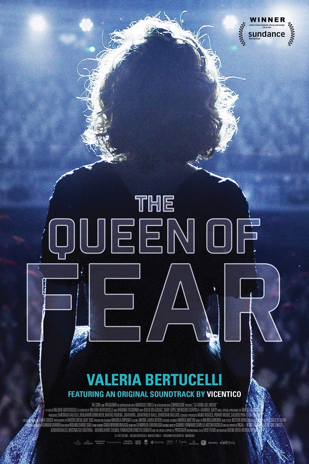 The Queen of Fear (2018)