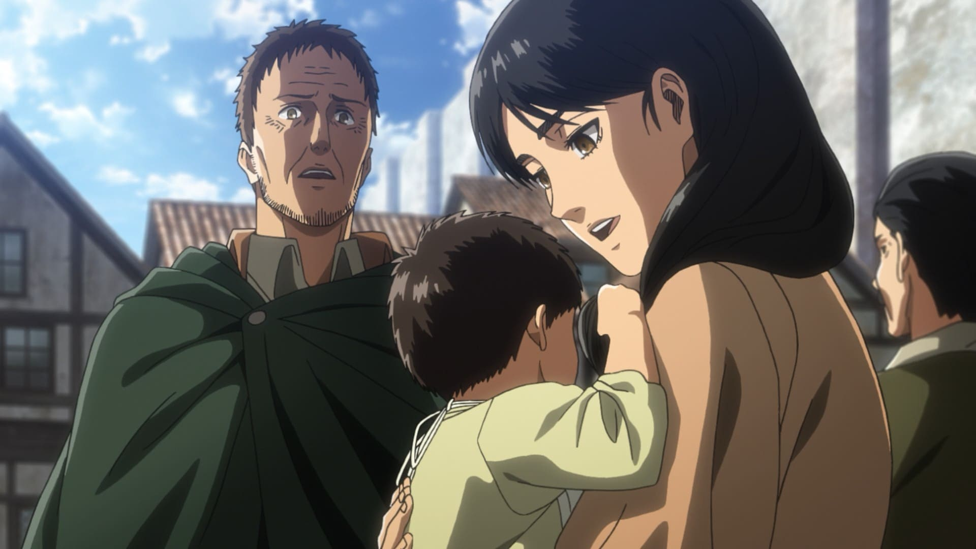 Attack on Titan Season 3 :Episode 11  Bystander