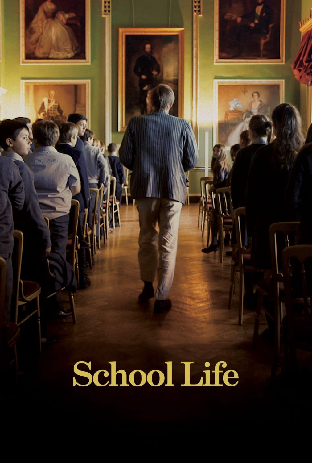 School Life streaming sur zone telechargement