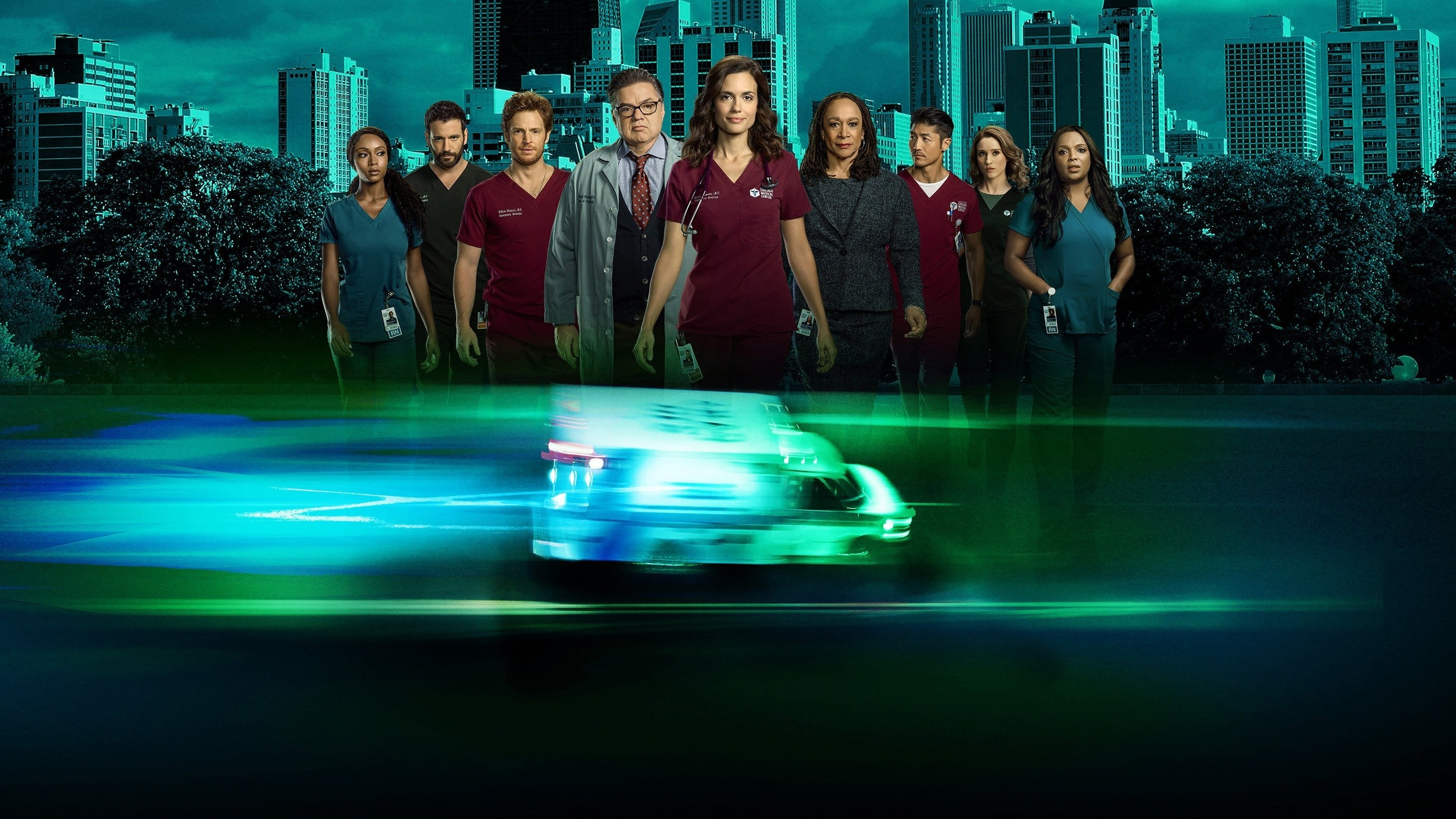 Chicago Med: 5×1