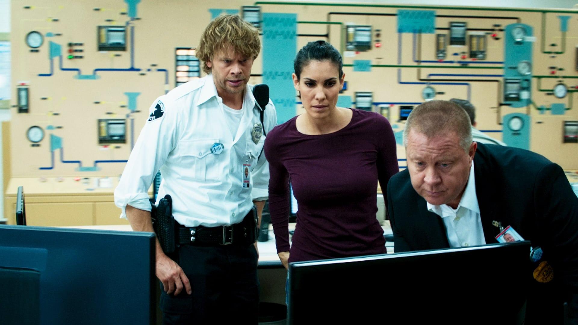 NCIS: Los Angeles Season 7 :Episode 12  Core Values