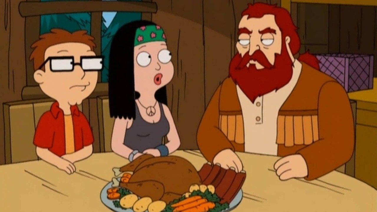 American Dad! Season 3 :Episode 18  The Magnificent Steven
