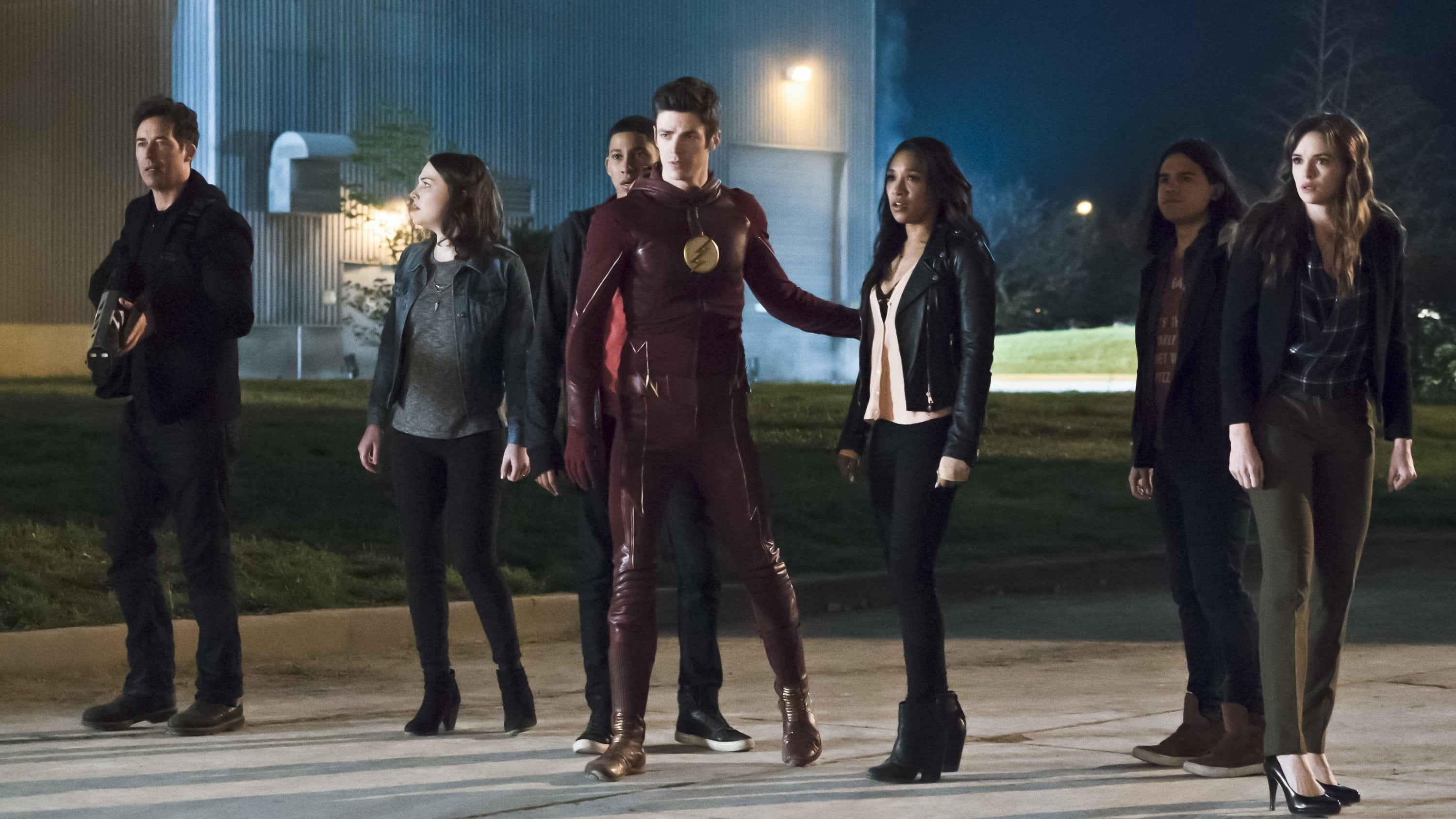 The Flash Season 2 :Episode 23  Rennen des Schicksals