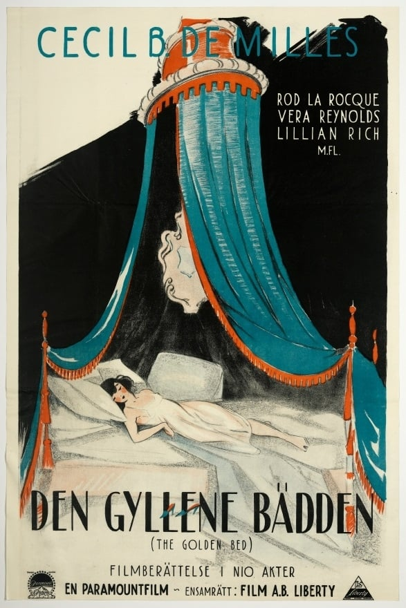 The Golden Bed (1925)