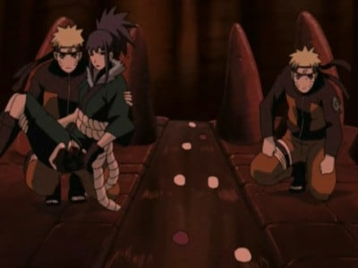 Naruto Shippūden Season 5 :Episode 108  Guidepost of the Camellia