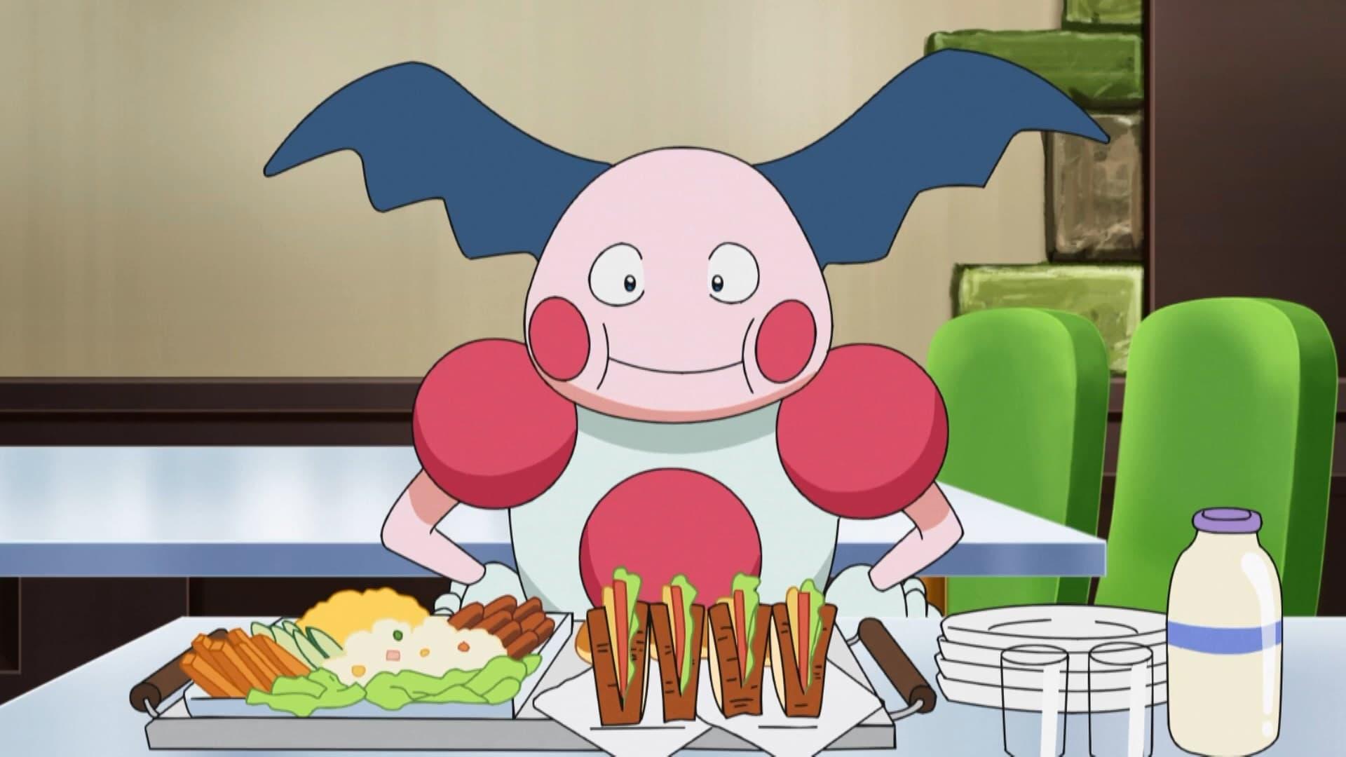 Pokémon - Season 23 Episode 4 : Let's Go to the Galar Region! An Encounter with Scorbunny!!