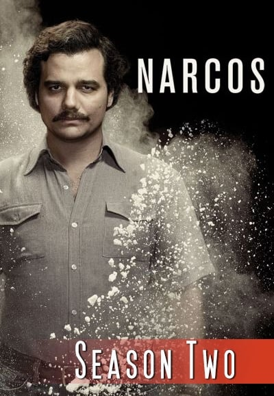 Narcos Season 2 Complete