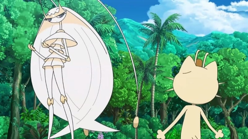 Pokémon Season 22 :Episode 22  Beauty is Only Crystal Deep!
