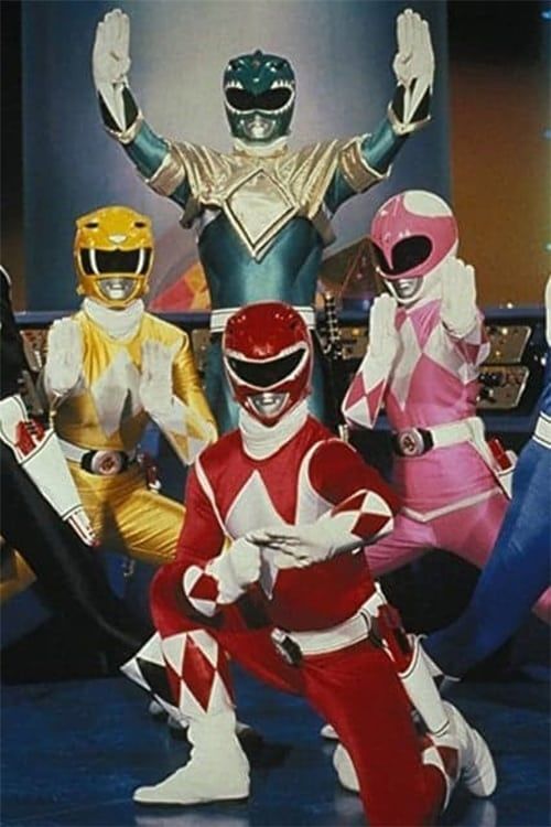 Untitled Power Rangers Project