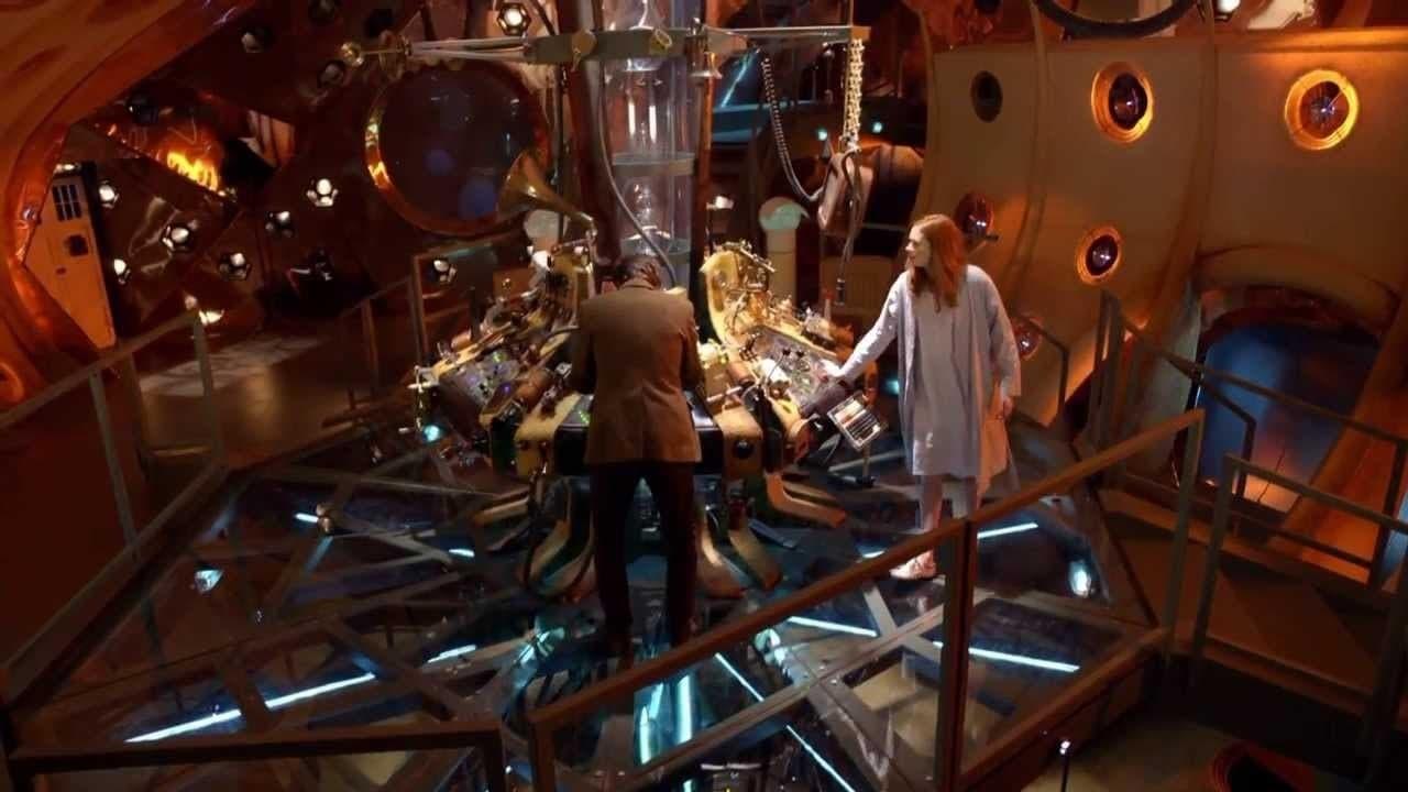 Doctor Who Season 0 :Episode 67  Meanwhile in the TARDIS (1)