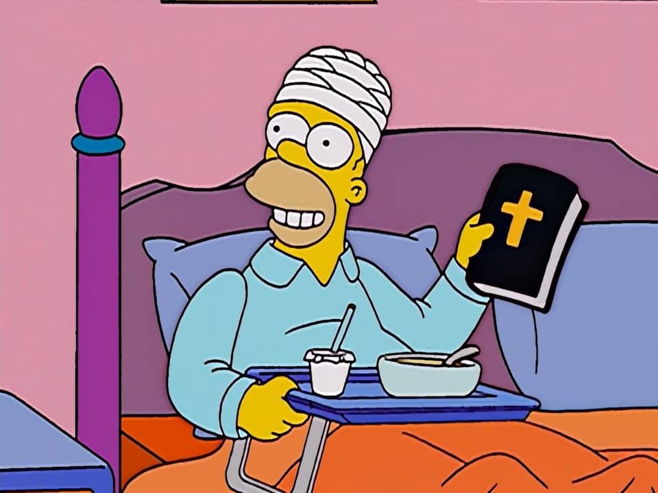 The Simpsons Season 14 :Episode 20  Brake My Wife, Please