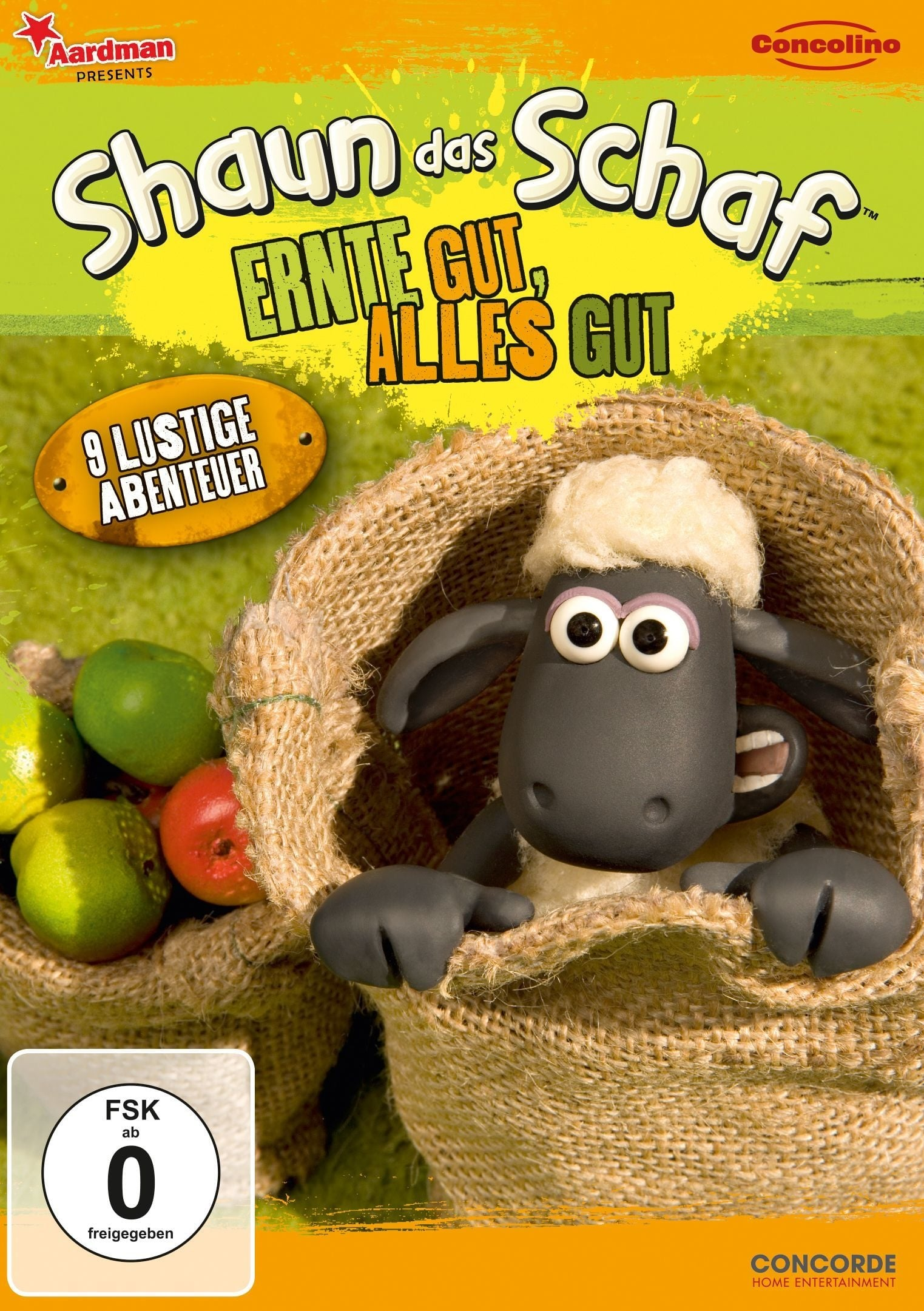 Ver Shaun the Sheep – Fruit & Nuts Online HD Español ()