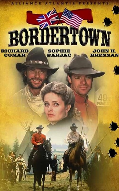 Bordertown TV Shows About Wild West