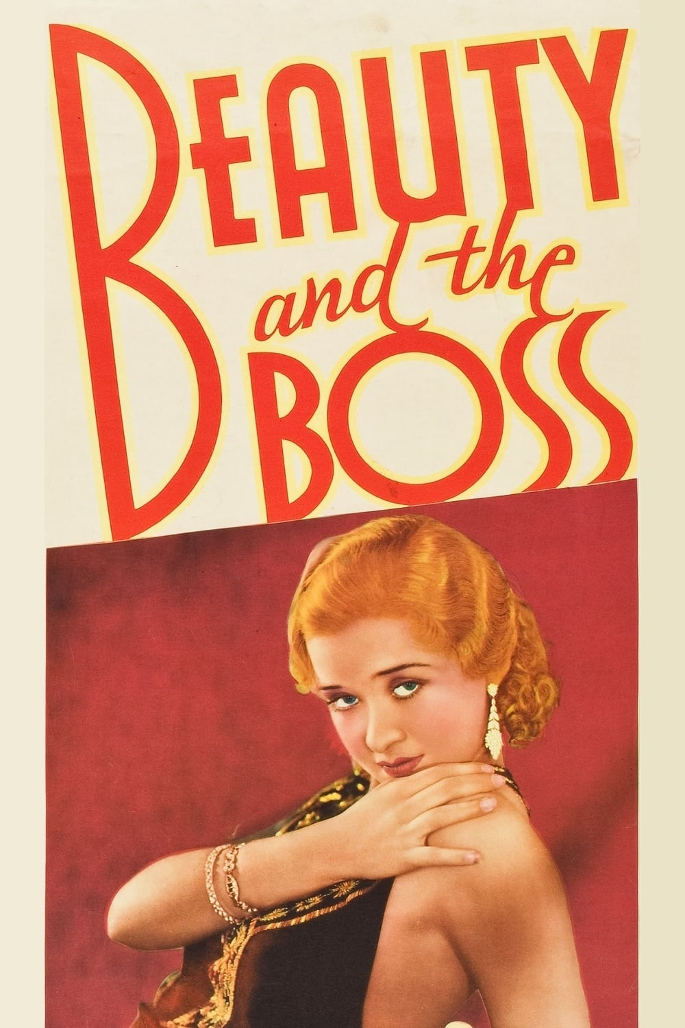 Beauty and the Boss (1932)