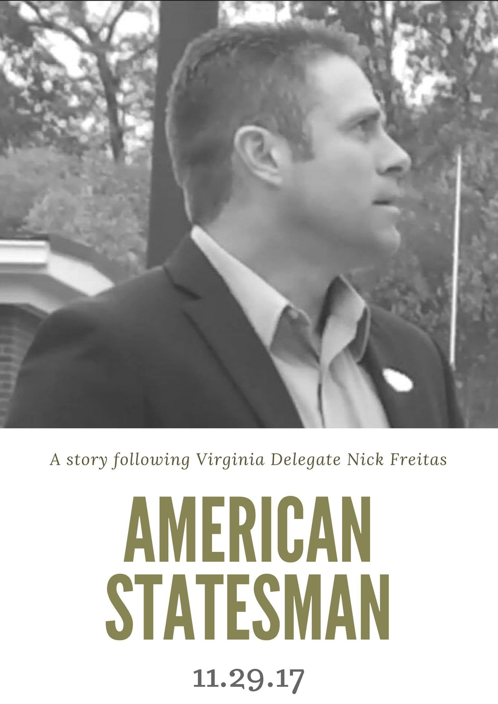 American Statesman: The Nick Freitas Story (2017)