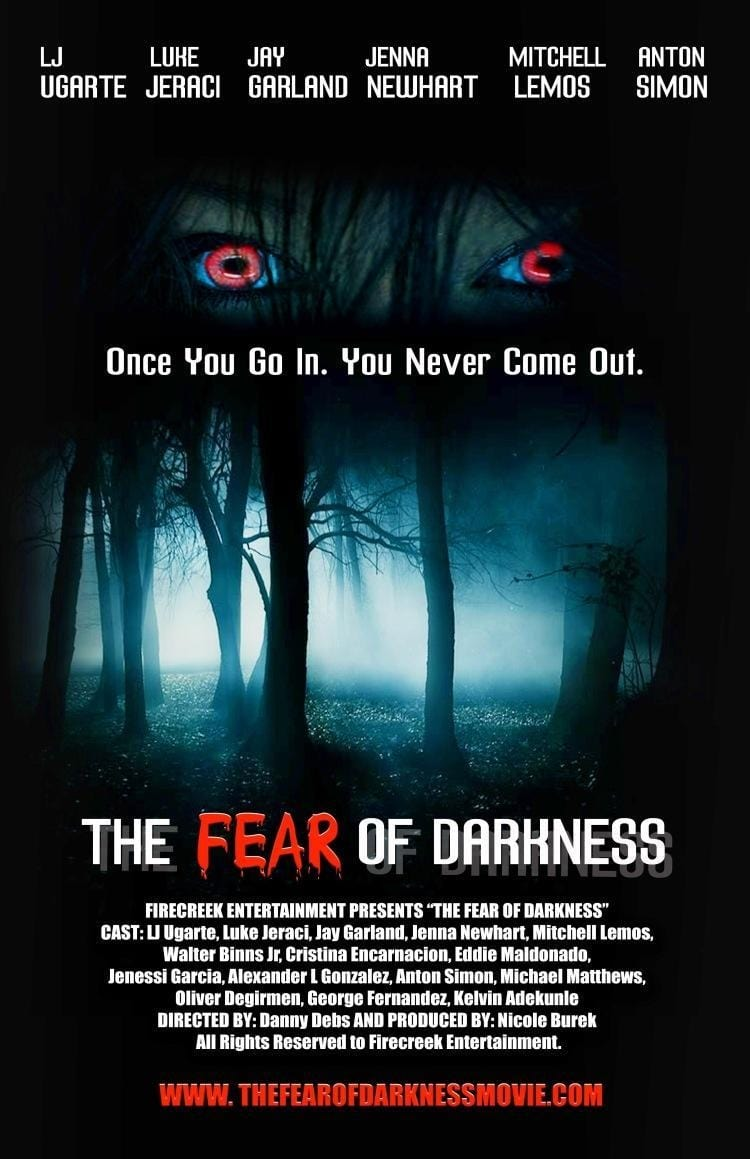 Ver The Fear of Darkness Online HD Español (2015)