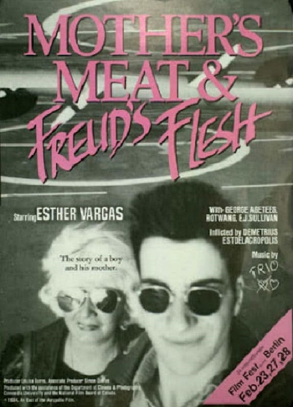 Ver Mother's Meat and Freud's Flesh Online HD Español (1984)