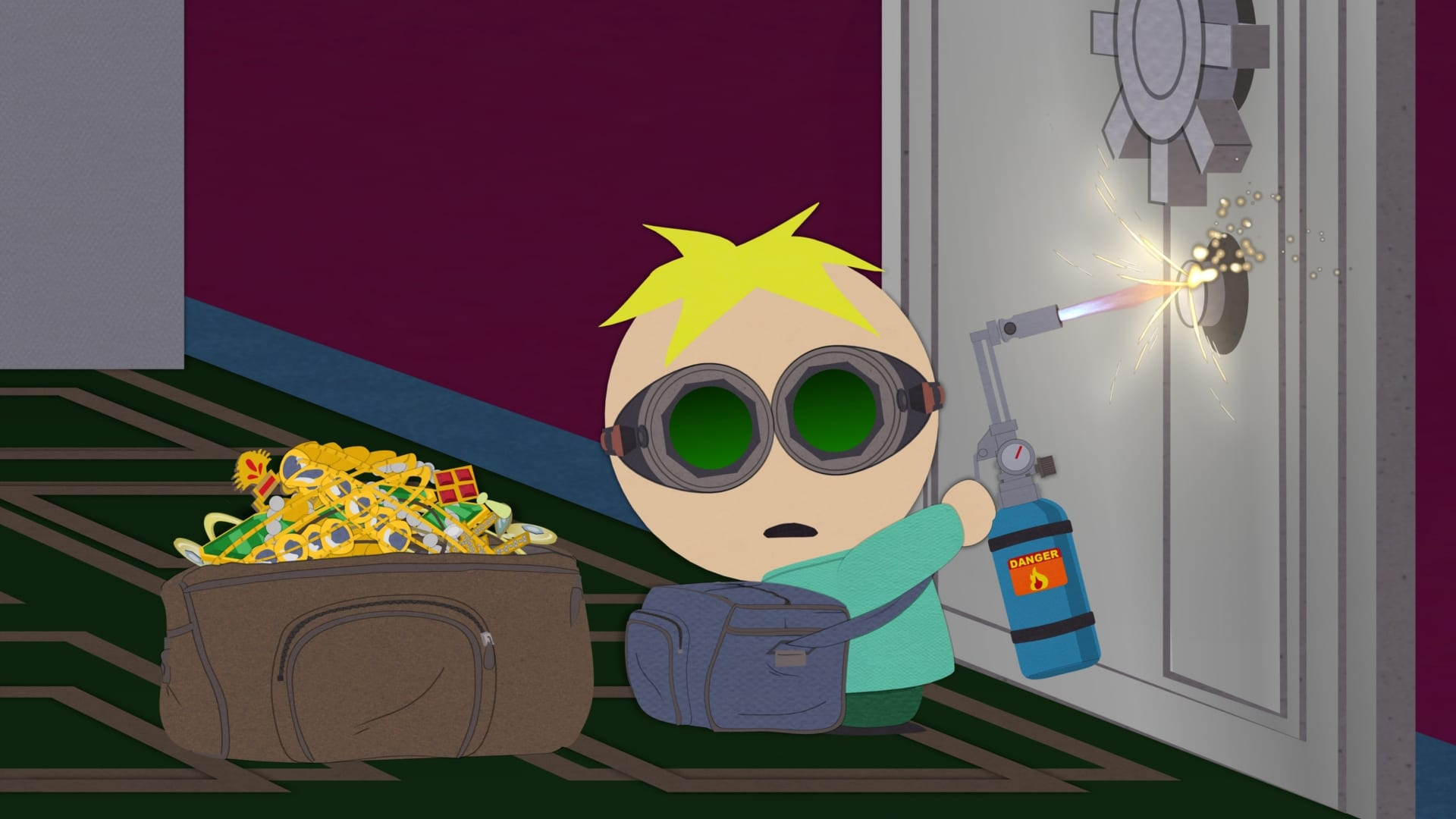 South Park - Season 15 Episode 6 : City Sushi