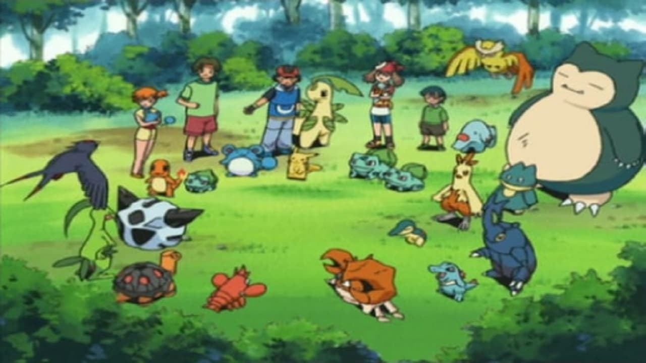 Pokémon Season 8 :Episode 41  The Right Place and the Right Mime
