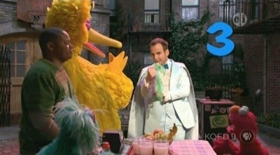 Sesame Street Season 39 :Episode 6  Max the Magician