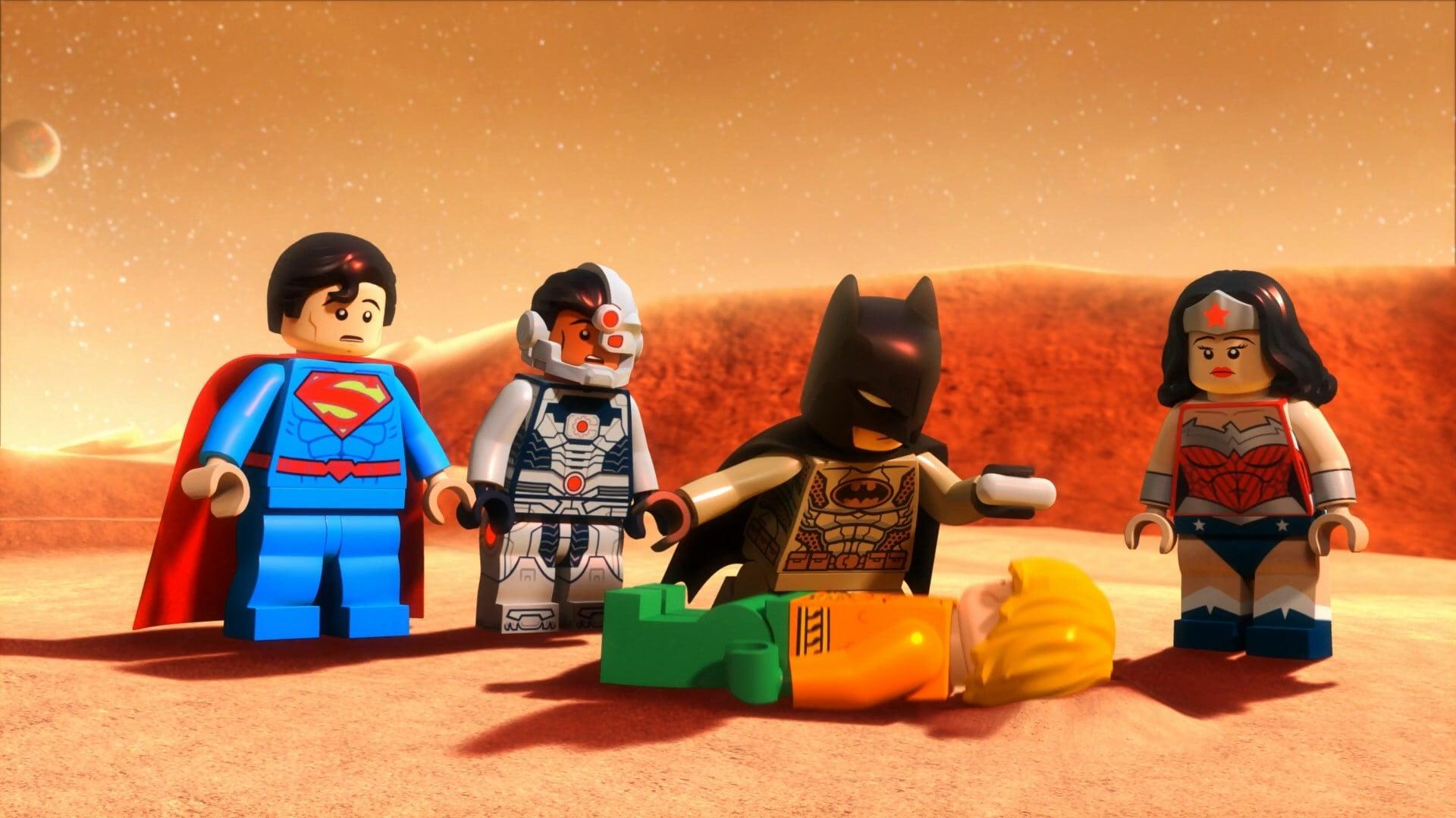LEGO Aquaman: Al rescate de Atlantis