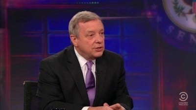The Daily Show with Trevor Noah Season 16 :Episode 102  Dick Durbin