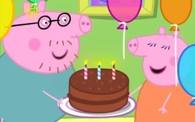 Peppa Pig Season 1 :Episode 21  Mummy Pig's Birthday
