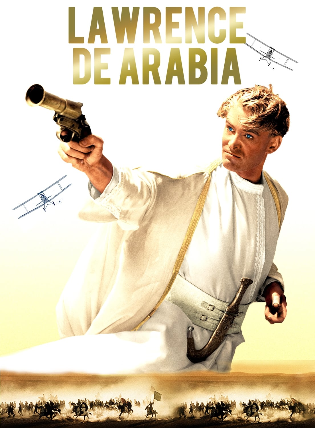 Lawrence Of Arabia Stream