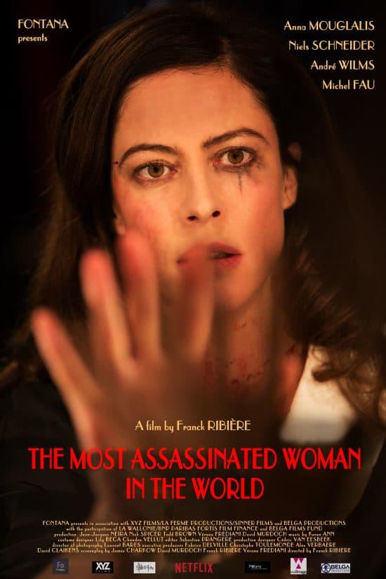 Póster La mujer m�s asesinada del mundo