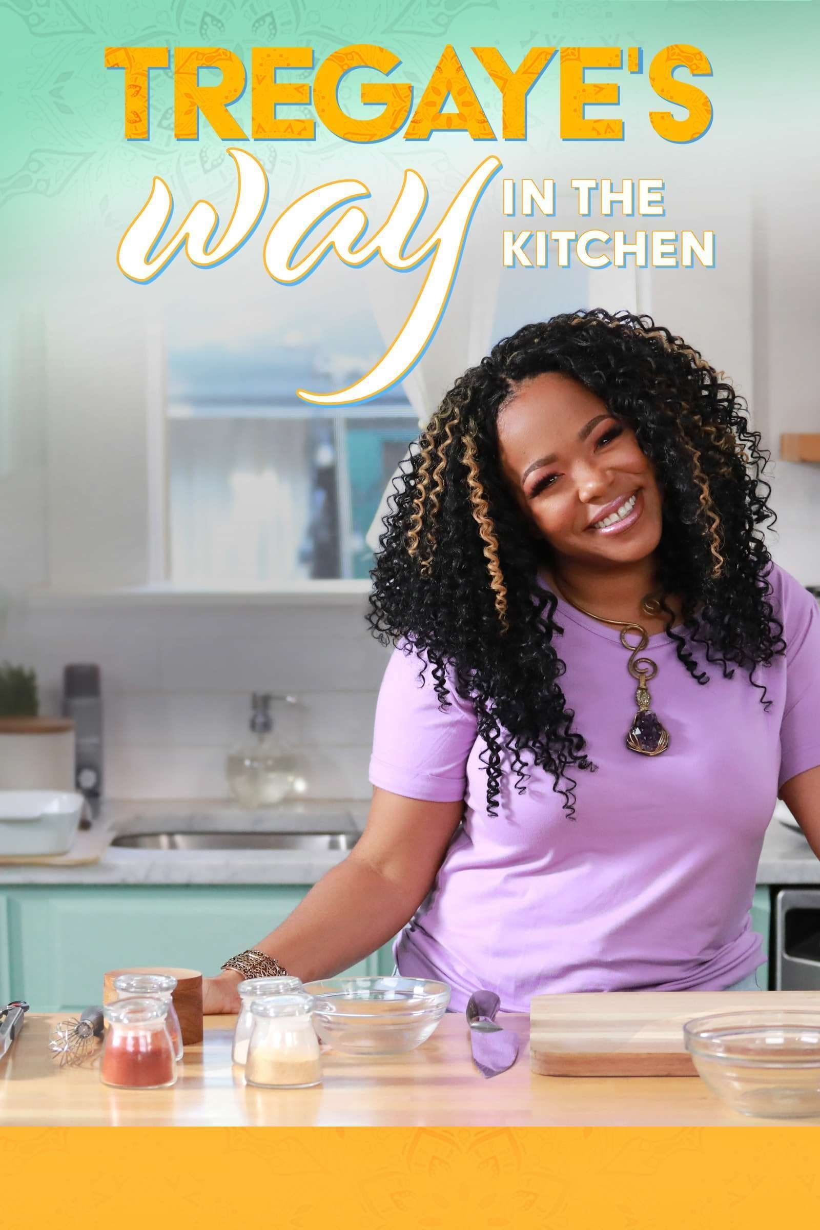 Tregaye's Way in the Kitchen TV Shows About Food