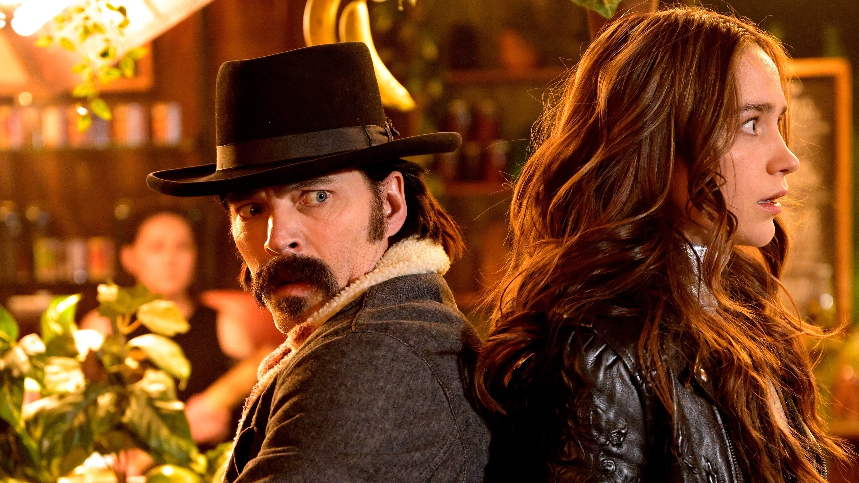 Wynonna Earp Season 4 :Episode 3  Look at Them Beans