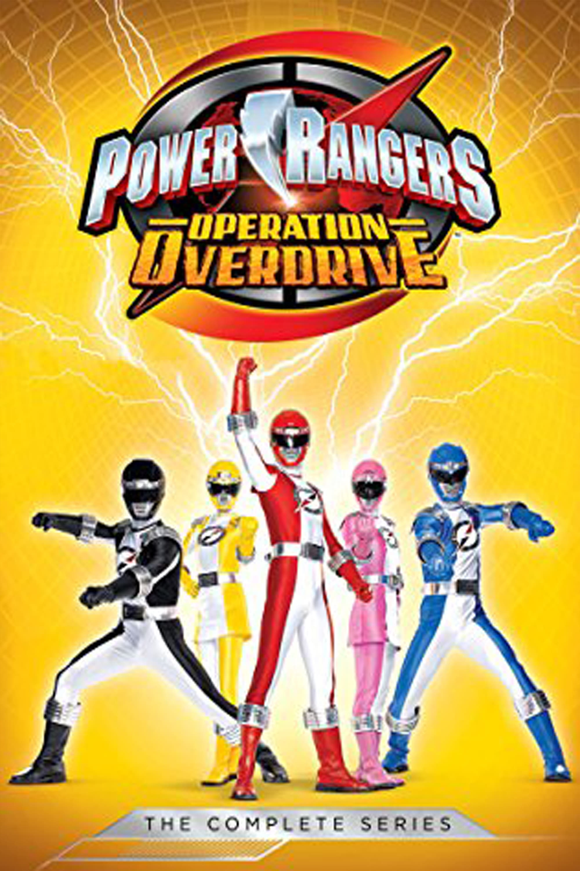 Power Rangers Season 15