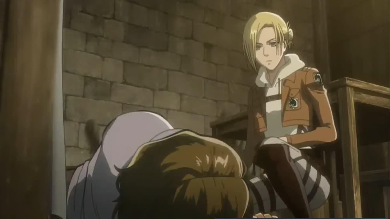 Attack on Titan Season 0 :Episode 22 Lost Girls: Lost In The Cruel World, Mikasa Story