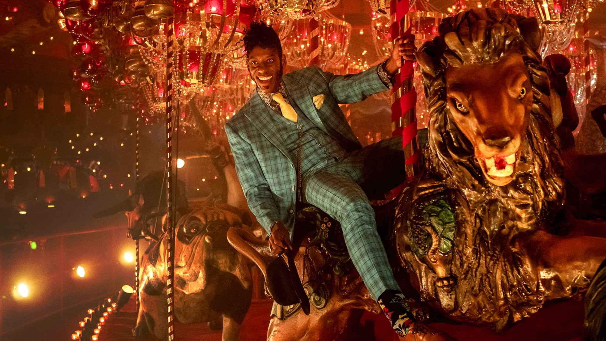 American Gods Season 2 :Episode 1  House on the Rock